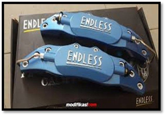 ENDLESS  Brake Caliber Cover Accessories JB Johor Bahru Malaysia Supply Suppliers  | C & C Auto Supplies (M) Sdn. Bhd.