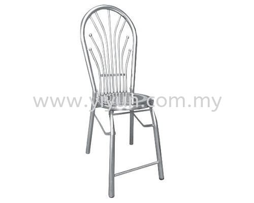 Stainless Steel Foldable Dinner Chair Chair  椅子 Penang, Butterworth Supplier, Suppliers, Supply, Supplies | Yi Yun Enterprise