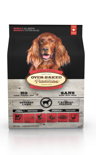 Oven-Baked Tradition Dog Lamb (25lb) Oven-Baked Tradition (Dog) Oven-Baked Tradition Malaysia, Selangor, Kuala Lumpur (KL), Puchong Distributor, Supplier, Supply, Supplies | Progenesis Group Sdn Bhd