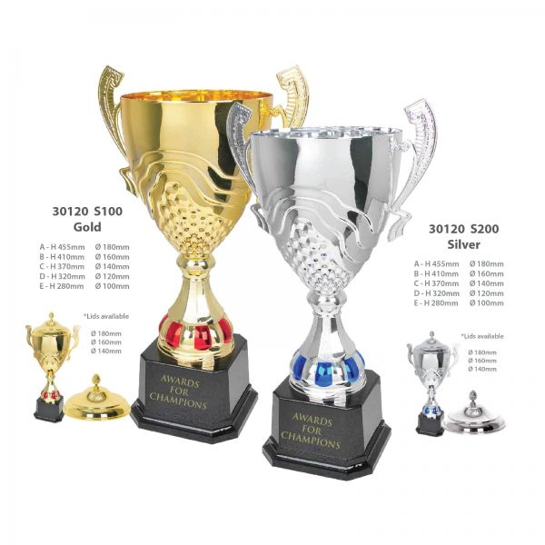 30120 Exclusive Metal Cup Exclusive Metal Cup Metal Cup Trophy Trophy, Medal & Plaque Kuala Lumpur (KL), Malaysia, Selangor, Segambut Services, Supplier, Supply, Supplies | Henry Sports