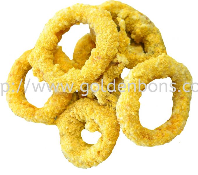 SQUID RING SALTED EGG COMING PRODUCTS Malaysia, Kuala Lumpur, KL, Selangor. Franchise, Licensing, Supplier, Supply | Golden Bons Best Food Sdn Bhd