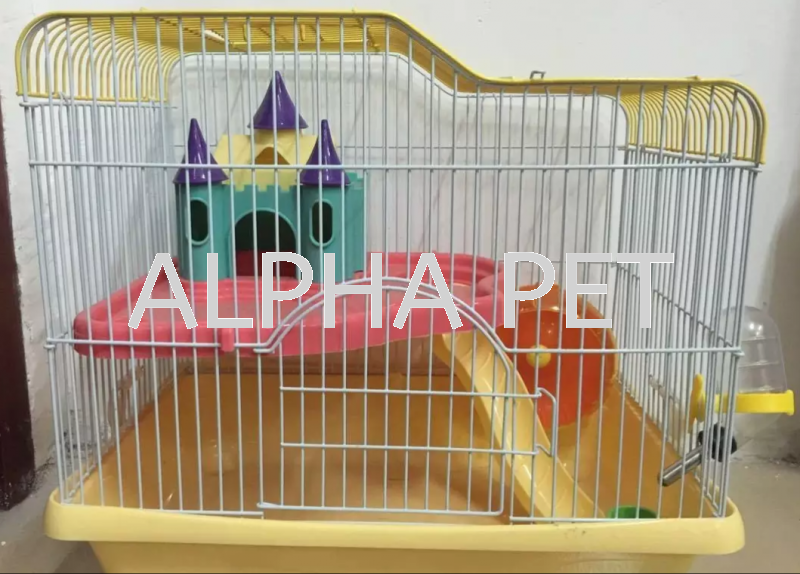 Hamster Cages YDA302 Hamster Cages Alpha Small Animal Products Melaka, Malaysia, Telok Emas Wholesaler, Supplier, Supply, Supplies | Alpha Pet Trading Sdn Bhd