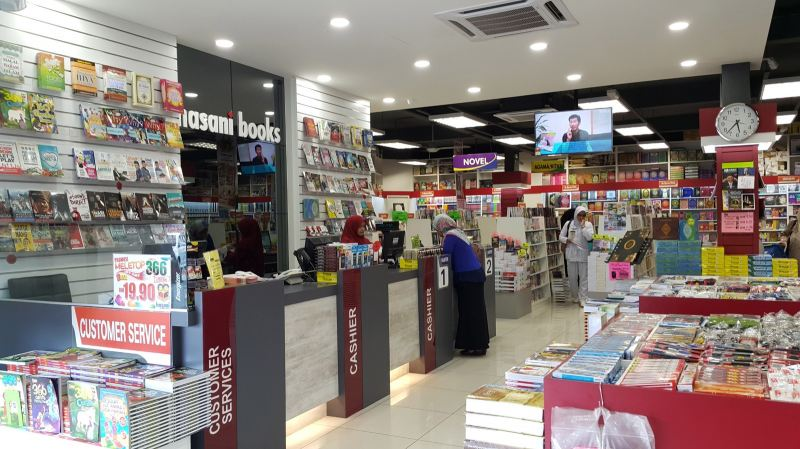 Bookshop Bookshop Commercial Project Penang, Malaysia, Butterworth Design, Renovation, Contractor, Services   Cozi Design Sdn Bhd
