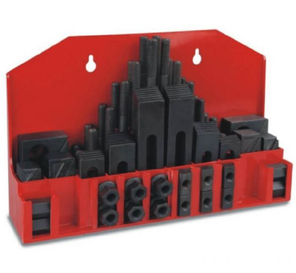 65880 Assembly Clamping Kits Milling Accessories Gin-Chan Selangor, Malaysia, Kuala Lumpur (KL), Puchong Supplier, Suppliers, Supply, Supplies   MES MOULDING EQUIPMENT SUPPLIES SDN BHD