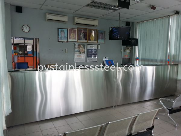 Stainless Steel Food Counter Stainless Steel Counter Selangor, Kajang, Kuala Lumpur (KL), Malaysia Contractor, Supplier, Supply | P&Y Stainless Steel Sdn Bhd