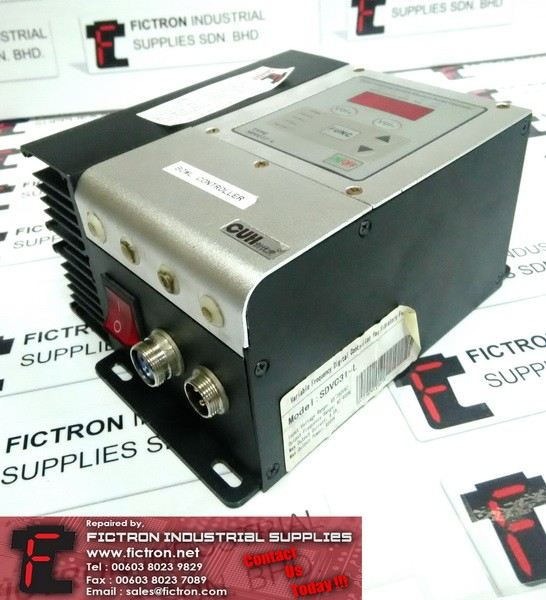 SDVC31--L CUH Variable Frequency Digital Controller for Feeder REPAIR IN MALAYSIA 12 MONTHS WARRANTY CUH Selangor, Malaysia, Penang, Kuala Lumpur (KL), Subang Jaya, Singapore Supplier, Suppliers, Supply, Supplies | Fictron Industrial Supplies Sdn Bhd