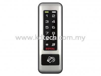 AR-331 Metal Access Control Soyal Door Access Johor Bahru (JB), Skudai, Sutera Utama Supplier, Installation, Supply, Supplies   KD Tech Engineering