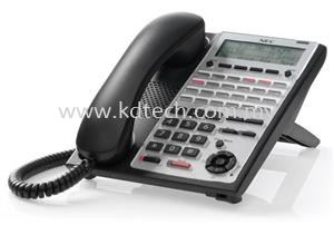 24TXH-A-TEL(B) NEC 24Key Hybrid Multiline Terminal PABX System NEC Keyphone System Johor Bahru (JB), Skudai Supplier, Installation, Supply, Supplies | KD Tech Engineering