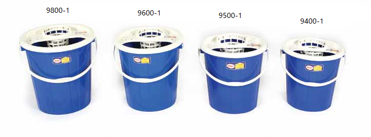 (9800-1) 8 Gallon Mop Pail Mop Pail Pail & Basin Series Malaysia, Selangor, Johor Bahru (JB), Kuala Lumpur (KL), Rawang, Kempas Manufacturer, Supplier, Supply, Supplies   Perusahaan Cemerlang Raya Sdn Bhd