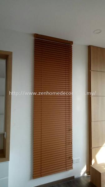 Timber Blinds Wooden Blinds Blinds Selangor, Malaysia, Kuala Lumpur (KL), Puchong, Shah Alam Supplier, Suppliers, Supply, Supplies | Zen Home Decor