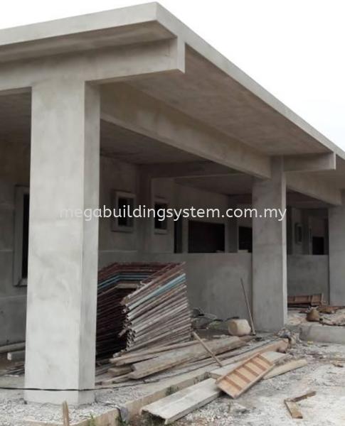 Mega Column Malaysia, Kuala Lumpur (KL), Selangor System, Supplier, Supply | Mega Building System Sdn Bhd