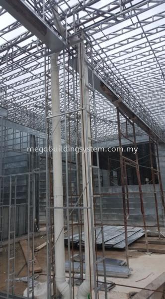 Mega Column Malaysia, Kuala Lumpur (KL), Selangor System, Supplier, Supply   Mega Building System Sdn Bhd