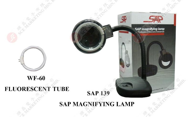MAGNIFYING LAMP SAP139 MAGNIFYING LAMP SWALLOW PRODUCT Johor Bahru, JB, Johor. Supplier, Suppliers, Supplies, Supply | SCE Marketing Sdn Bhd