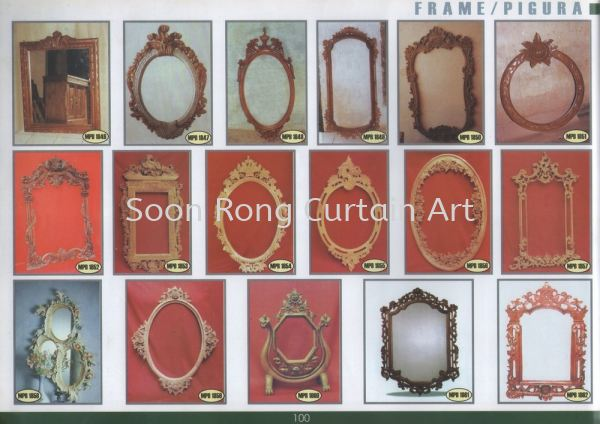 Frame / Pigura 柚木家具   Supplier, Supply, Wholesaler, Retailer | Soon Rong Curtain Art