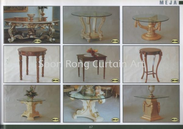 Meja 柚木家具   Supplier, Supply, Wholesaler, Retailer | Soon Rong Curtain Art