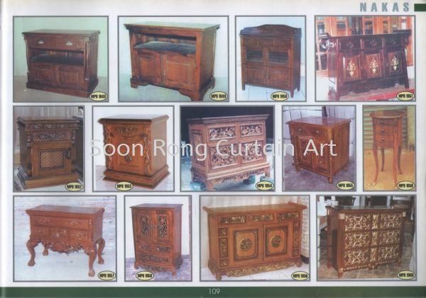 Nakas 柚木家具   Supplier, Supply, Wholesaler, Retailer | Soon Rong Curtain Art