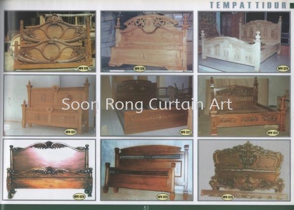Tempat Tidur 柚木家具   Supplier, Supply, Wholesaler, Retailer | Soon Rong Curtain Art
