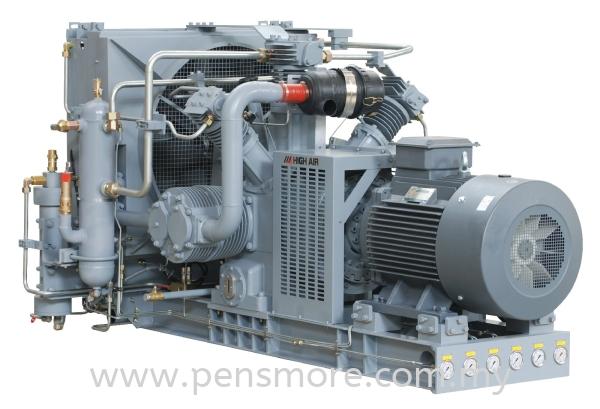 Nitrogen Booster Air Compressor High Pressure Compressor Selangor, Malaysia, Kuala Lumpur (KL), Sungai Buloh Supplier, Suppliers, Supply, Supplies | Pensmore Sdn Bhd