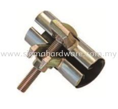 Stainless Steel 304 Repair Clamp - Half Open