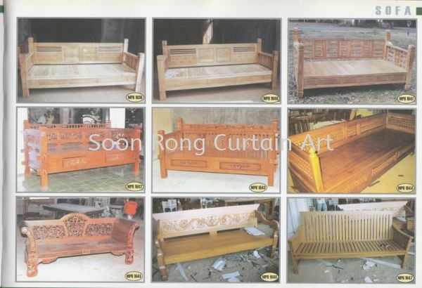 Sofa 柚木家具   Supplier, Supply, Wholesaler, Retailer | Soon Rong Curtain Art