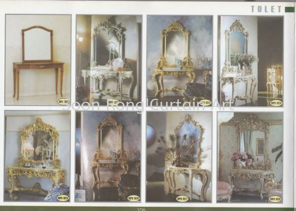 Toilet Teak Furniture Johor Bahru (JB), Malaysia, Gelang Patah, Skudai Supplier, Supply, Wholesaler, Retailer | Soon Rong Curtain Art