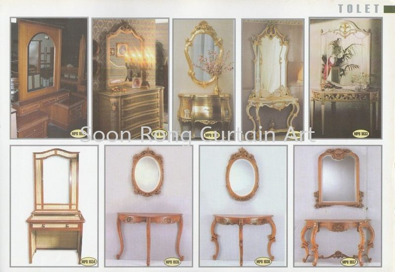 Toilet Teak Furniture Johor Bahru (JB), Malaysia, Taman Baiduri Supplier, Supply, Wholesaler, Retailer | Soon Rong Curtain Art