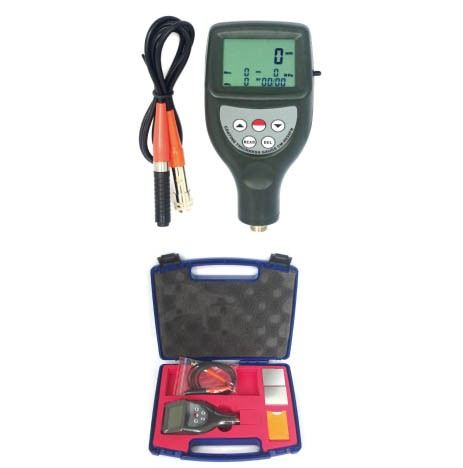 Dual-use Coating Thickness Tester for Ferrous & Non Ferrous Metals Measuring Tools TEMO Measuring Tools Selangor, Malaysia, Kuala Lumpur (KL), Puchong Supplier, Suppliers, Supply, Supplies | Bestool (M) Sdn Bhd