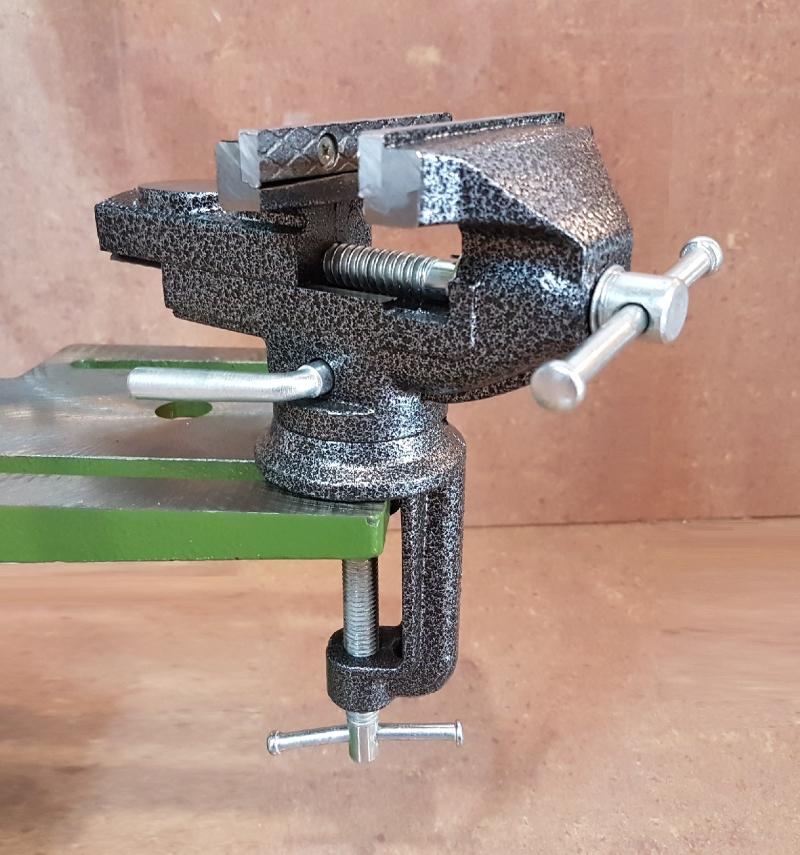 Mini Table Vise 80mm ID30414 ID31660