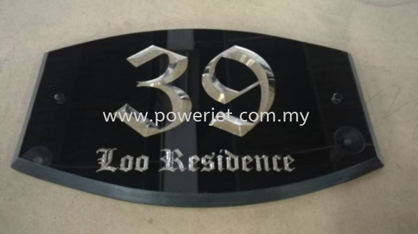 3D Engraving Acrylic  LASER CUTTING / ENGRAVING Puchong, Selangor, Malaysia Supply, Design, Installation | Power Jet Solution Sdn Bhd