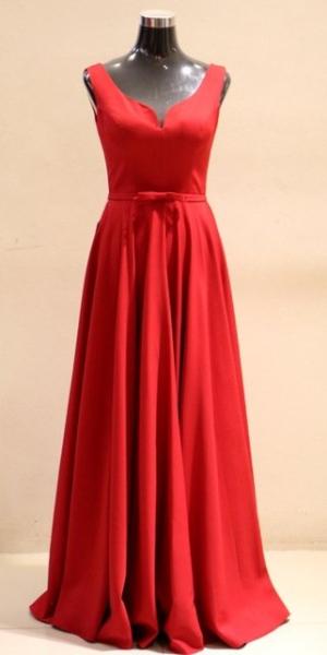 Dinner Gown (Red Long Dinner Gown 000) Long Gown ³¤È¹ Dinner Dress ÍíÀñ·þ Selangor, Malaysia, Kuala Lumpur (KL), Puchong Wholesaler, Supplier, Retailer, Supply | Vivo Fashion Wholesale Centre
