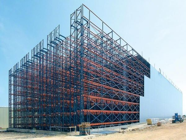Self-Supporting Warehouses Pallet Racking Racking & Shelving Warehouse Solutions Malaysia, Selangor, Kuala Lumpur (KL) Manufacturer, Supplier, Supply, Supplies | Allegro Industrial Supplies & Services