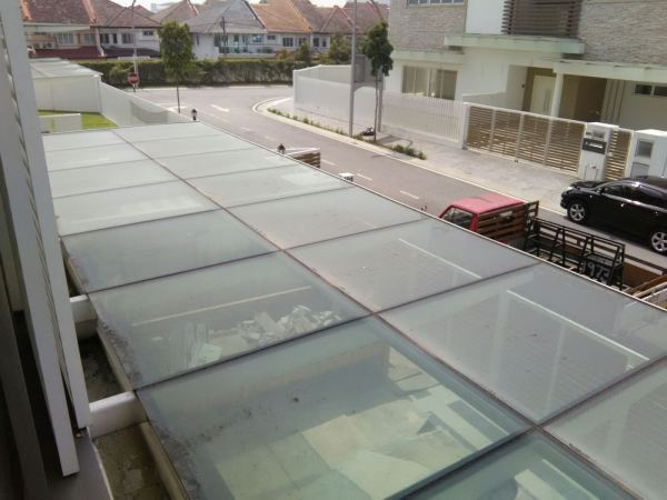 Skylight with tempered glass Skylight with tempered glass Kuala Lumpur (KL), Cheras, Selangor, Malaysia Contractor, Supplier, Supply, Supplies | SV Interior Sdn Bhd
