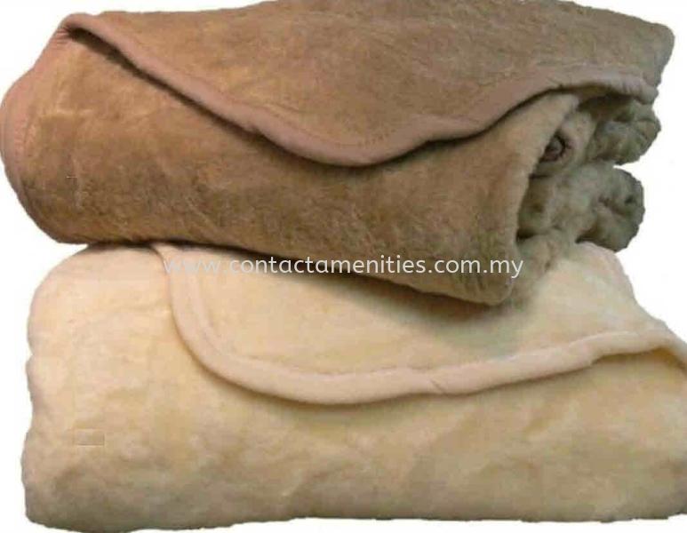 Velvet Blanket Blanket Bed Linens Johor Bahru (JB), Malaysia, Sarawak, Perak, Iskandar Puteri, Menglembu, Kuching Supplier, Supplies, Distributor, One Stop, Provider | Contact Amenities & Hotel Supplies