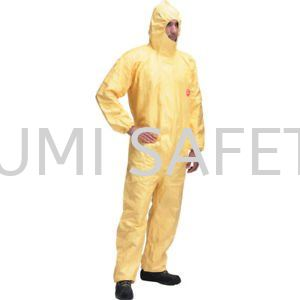 Dupont Tychem C Coverall Chemical Suit Protective Clothing Selangor, Kuala Lumpur (KL), Puchong, Malaysia Supplier, Suppliers, Supply, Supplies | Bumi Nilam Safety Sdn Bhd