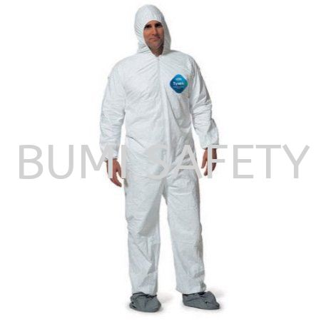 Dupont Tyvek Barrierman Coverall Chemical Suit Protective Clothing Selangor, Kuala Lumpur (KL), Puchong, Malaysia Supplier, Suppliers, Supply, Supplies | Bumi Nilam Safety Sdn Bhd