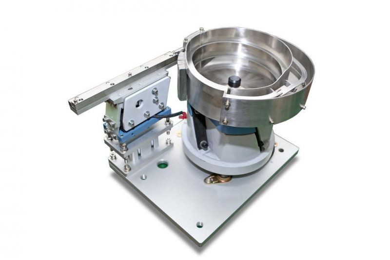 Vibrator Bowl with In-Line Feeder Stainless Steel Bowl Feeder Malaysia, Penang Manufacturer, Supplier, Supply, Supplies | LA Feeding Engineering Sdn Bhd