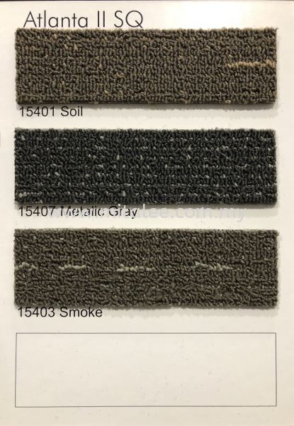 Atlanta 2 Sq Floormart  Carpet Tile  Malaysia, Johor Bahru (JB), Selangor, Kuala Lumpur (KL), Melaka Supplier, Supply   Mitalee Carpet & Furnishing Sdn Bhd