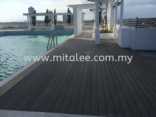 Greenwood Decking GREENWOOD-Wallpanel and Decking Malaysia, Johor Bahru (JB), Selangor, Kuala Lumpur (KL), Melaka Supplier, Supply   Mitalee Carpet & Furnishing Sdn Bhd