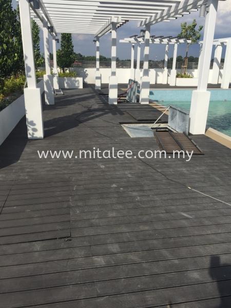 Greenwood Decking GREENWOOD-Wallpanel and Decking Malaysia, Johor Bahru (JB), Selangor, Kuala Lumpur (KL), Melaka Supplier, Supply | Mitalee Carpet & Furnishing Sdn Bhd