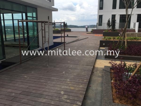 Easywood Decking GREENWOOD-Wallpanel and Decking Malaysia, Johor Bahru (JB), Selangor, Kuala Lumpur (KL), Melaka Supplier, Supply   Mitalee Carpet & Furnishing Sdn Bhd