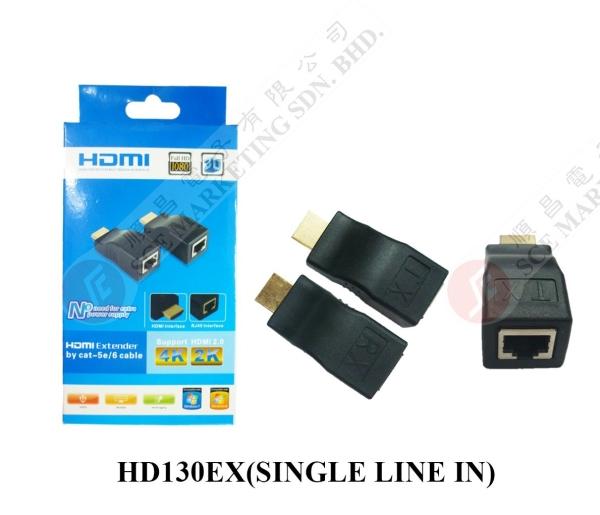 HDMI EXTENDER HD130EX HDMI EXTENDER HDMI Johor Bahru, JB, Johor. Supplier, Suppliers, Supplies, Supply | SCE Marketing Sdn Bhd