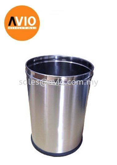 STAINLESS STEEL DUSTBIN ADS8L 8L HOTEL HOME OFFICE Bathroom Accesories HOME APPLIANCE Johor Bahru (JB), Kempas Supplier, Suppliers, Supply, Supplies | Avio Digital