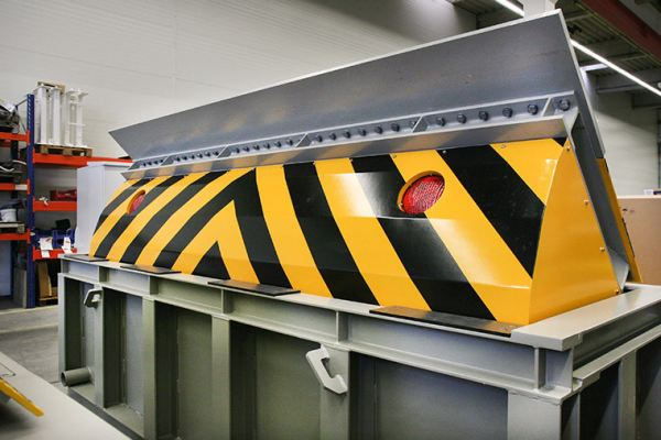 Retractable Vehicle Security Barriers Permanent Perimeter Protection Perimeter Protection Malaysia, Kuala Lumpur (KL), Selangor Solution, Service, Supplier, Supply | Safetyverse Sdn Bhd