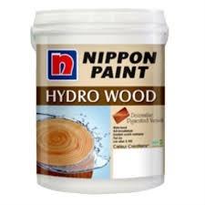 HYDRO WOOD GLOSS OR SATIN 1LT