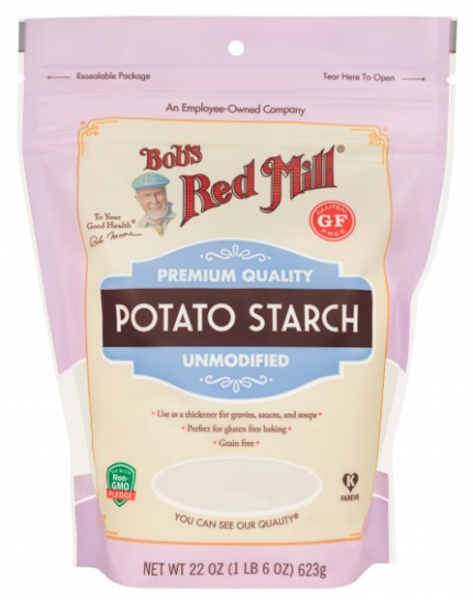 Potato Starch Baking Essentials Bobs Red Mill Malaysia, Selangor, Kuala Lumpur (KL) Distributor, Wholesaler, Supplier, Supply | Ballun Distribution (M) Sdn Bhd