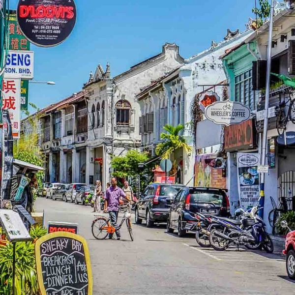 Unesco-Listed Georgetown 每 A Decade of Good & Bad TravelNews Malaysia Travel News | TravelNews