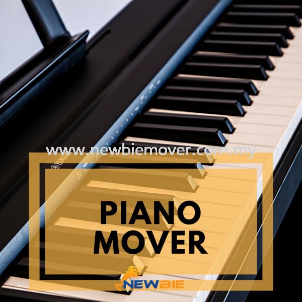 Piano Move Services Piano Mover/ Piano Moving Services Kuala Lumpur (KL), Selangor, Malaysia Service | Newbie Mover