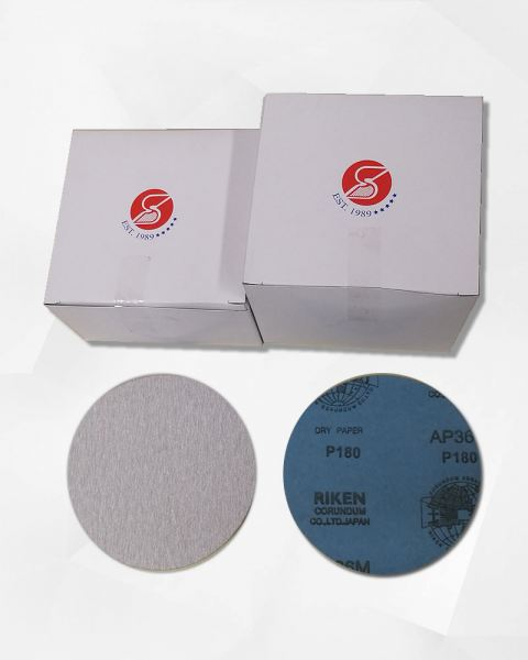 AP36M Dry Abrasive Paper Disc Malaysia, Johor, Muar Supplier, Supply, Supplies, Importer | Sohadu Industries (M) Sdn Bhd
