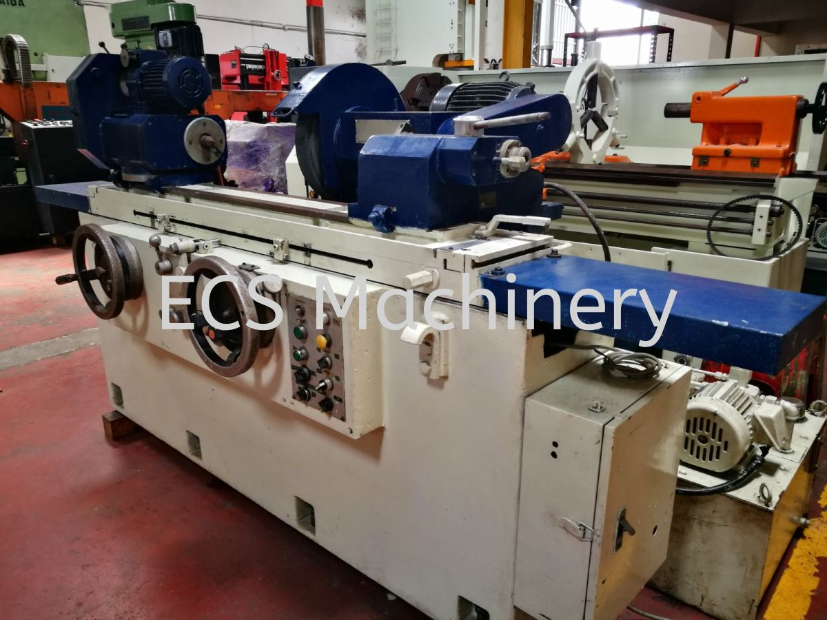 USED TAIWAN CYLINDRICAL GRINDING 600 X 240mm Grinding Machine Johor Bahru (JB), Malaysia, Mount Austin Used, Reconditioned, Supplier, Supply | ECS Machinery Service