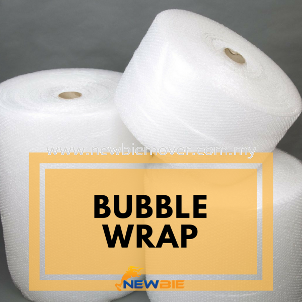 Bubble Wrap Bubble Wrap Furniture Protection Wrapping Material Supply Kuala Lumpur (KL), Selangor, Malaysia Service | Newbie Mover